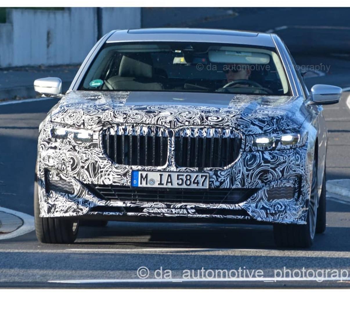 2019 - [BMW] Série 7 restylée  - Page 4 Attachment