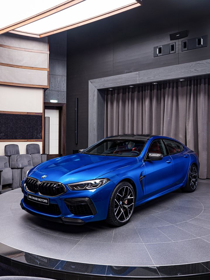 Name:  Sonic Speed Blue BMW M8 Competition Gran Coupe 5.jpg Views: 8725 Size:  117.2 KB