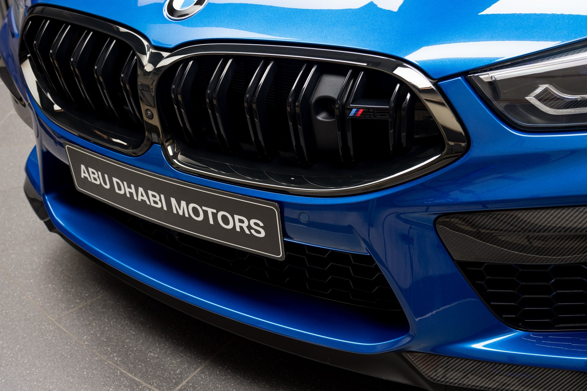 Name:  Sonic Speed Blue BMW M8 Competition Gran Coupe 8.jpg Views: 8620 Size:  477.6 KB