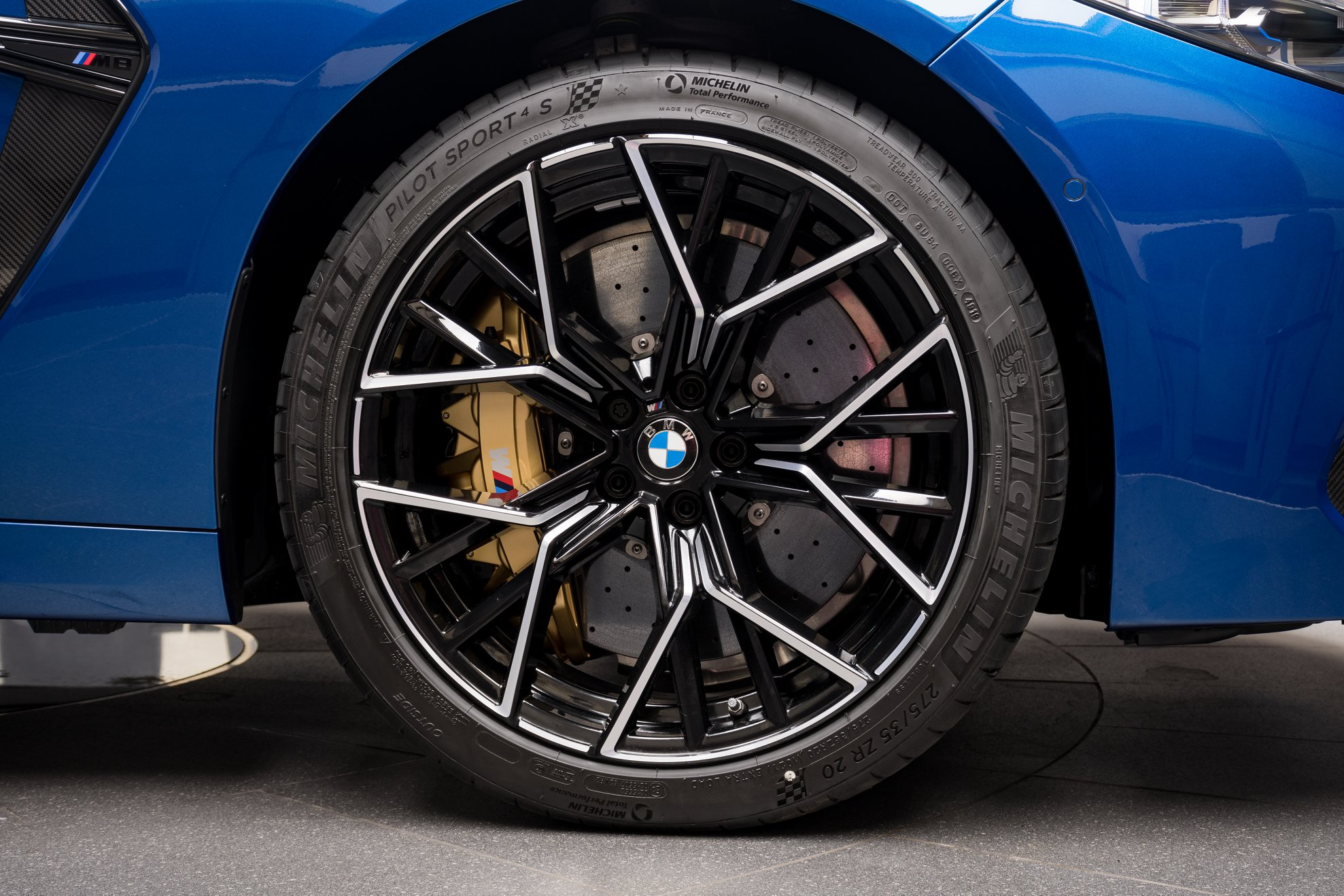 Name:  Sonic Speed Blue BMW M8 Competition Gran Coupe 11.jpg Views: 8555 Size:  440.3 KB