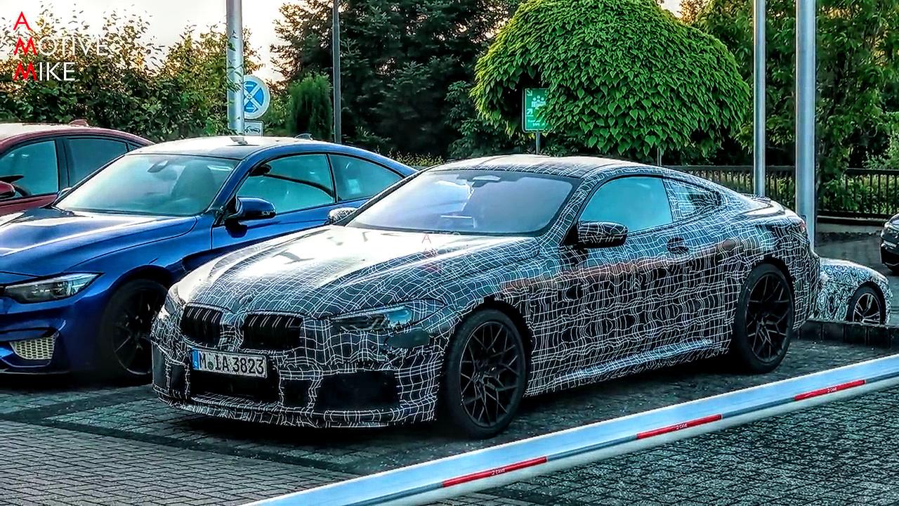 Name:  BMW M8 Spied 1.jpg Views: 47277 Size:  731.7 KB
