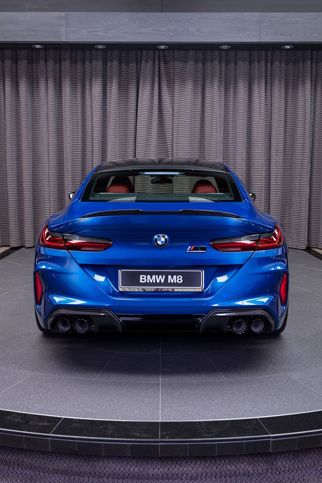 Name:  Sonic Speed Blue BMW M8 Competition Gran Coupe 2.jpg Views: 9366 Size:  117.9 KB
