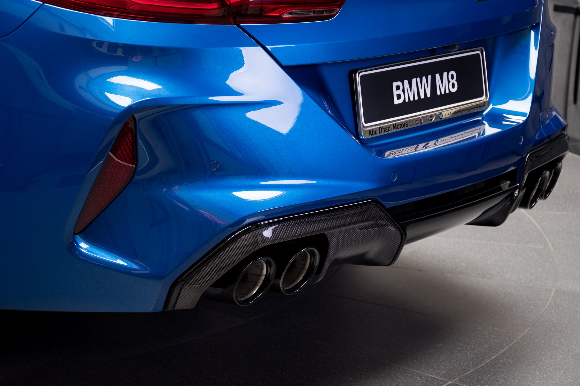Name:  Sonic Speed Blue BMW M8 Competition Gran Coupe 9.jpg Views: 8808 Size:  303.5 KB