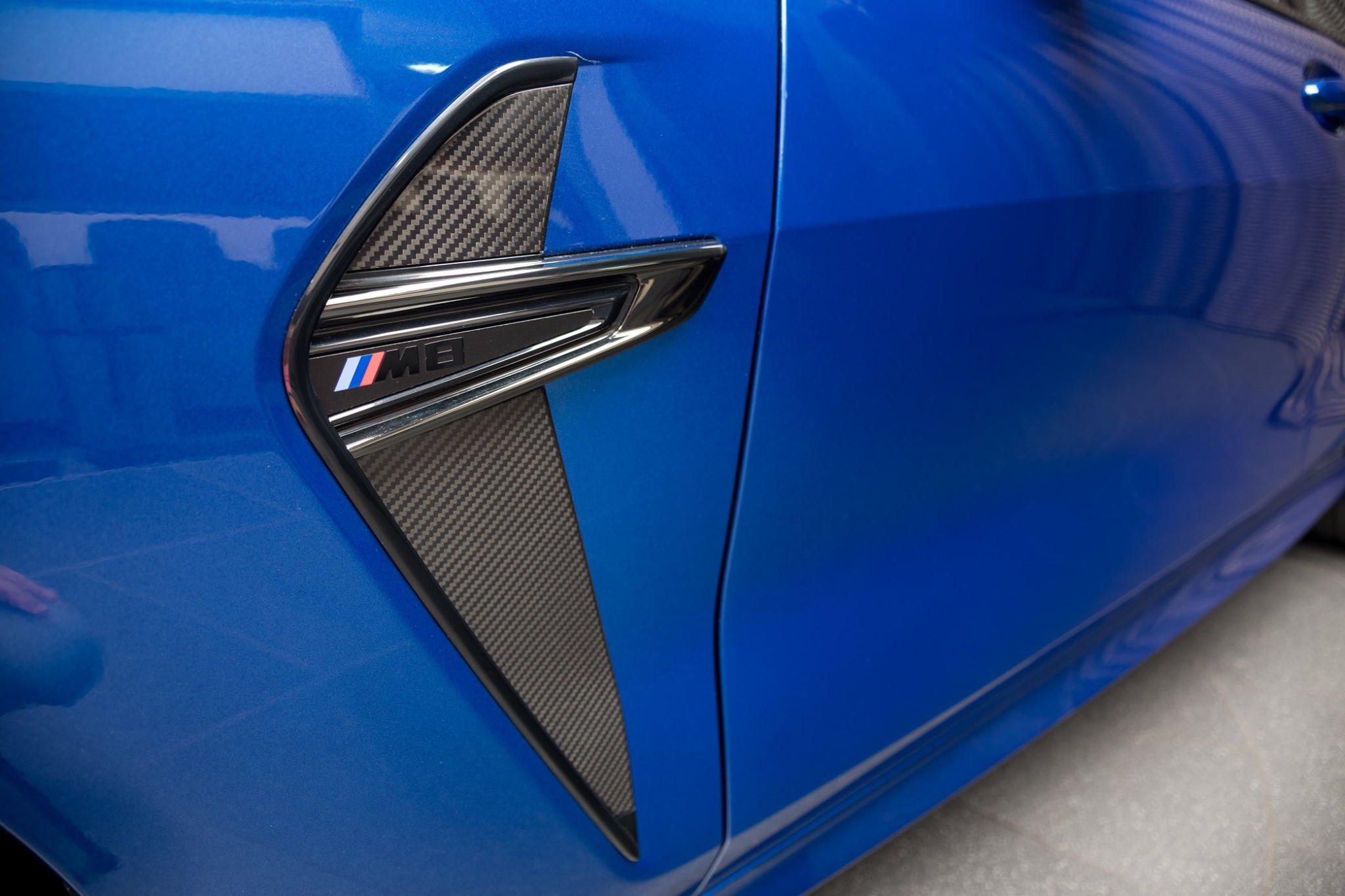 Name:  Sonic Speed Blue BMW M8 Competition Gran Coupe 13.jpg Views: 8752 Size:  352.3 KB